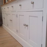 Painted Sideboard