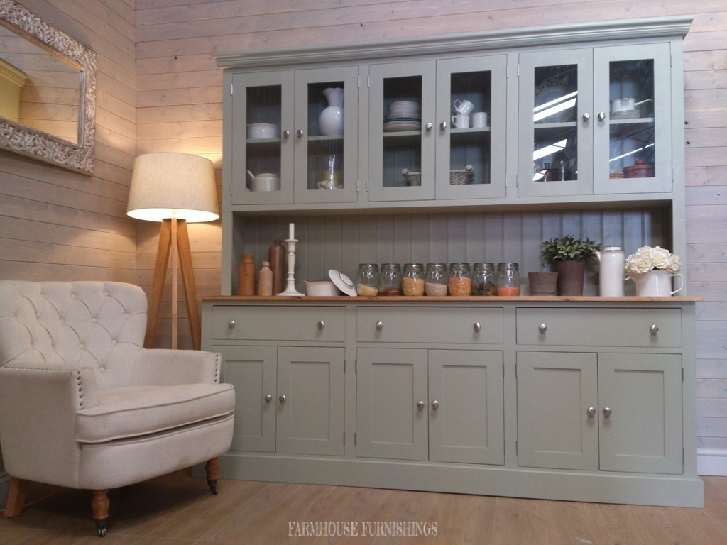 French Shabby Chic Kitchen Ideas