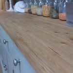Painted Solid Pine Shelves