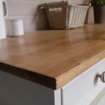 Solid Pine Kitchen Island