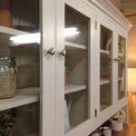 Shaker Style Pine Book Shelves