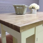 Pine Kitchen Islands