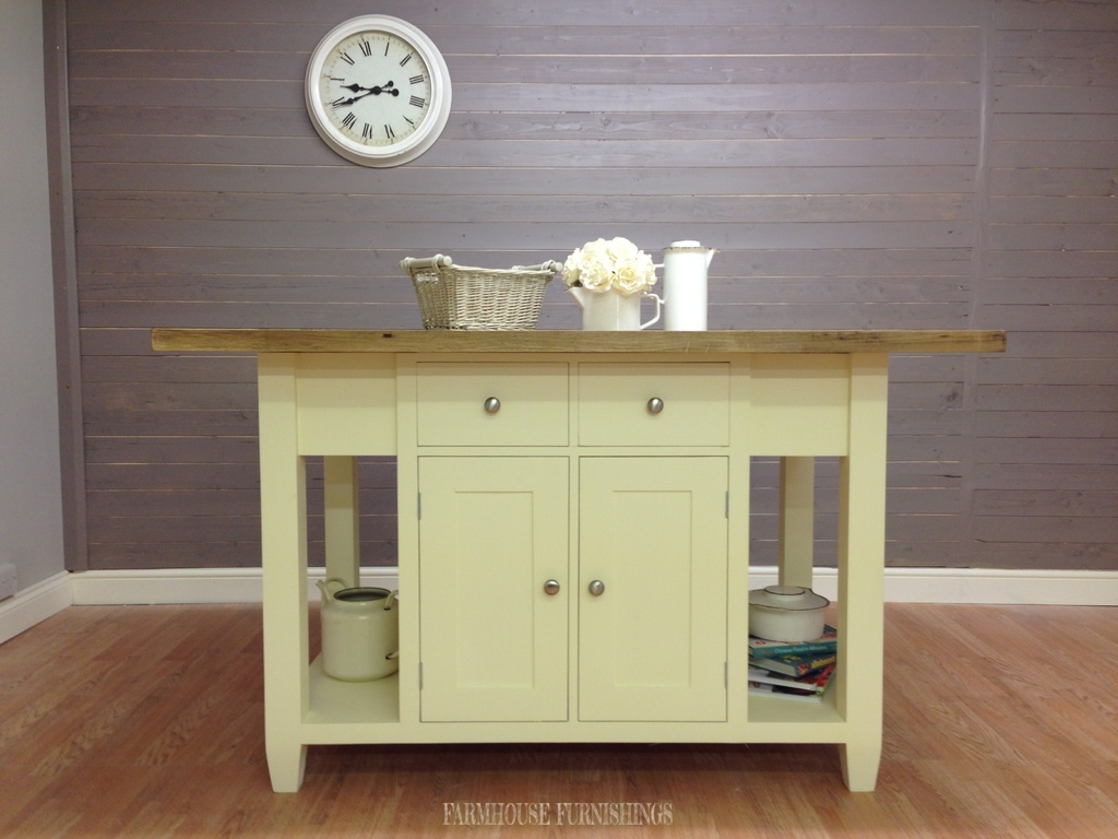 pine kitchen islands solid pine and oak kitchen island farmhouse furnishings 14551