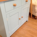 shabby chic kitchen dresser