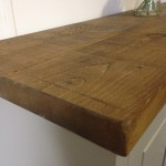 Oak Kitchen Island