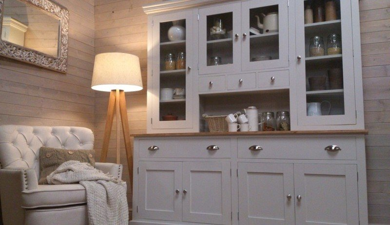 shabby chic sideboards