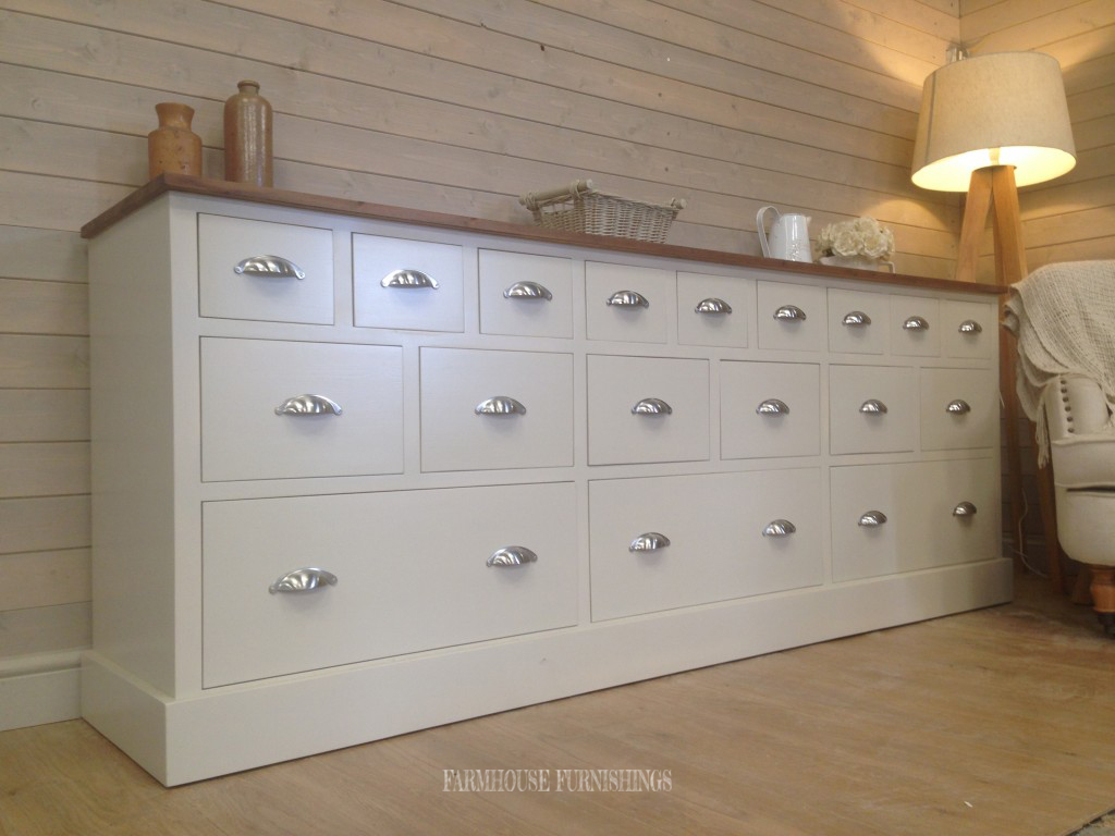 Brushed Painted Sideboards
