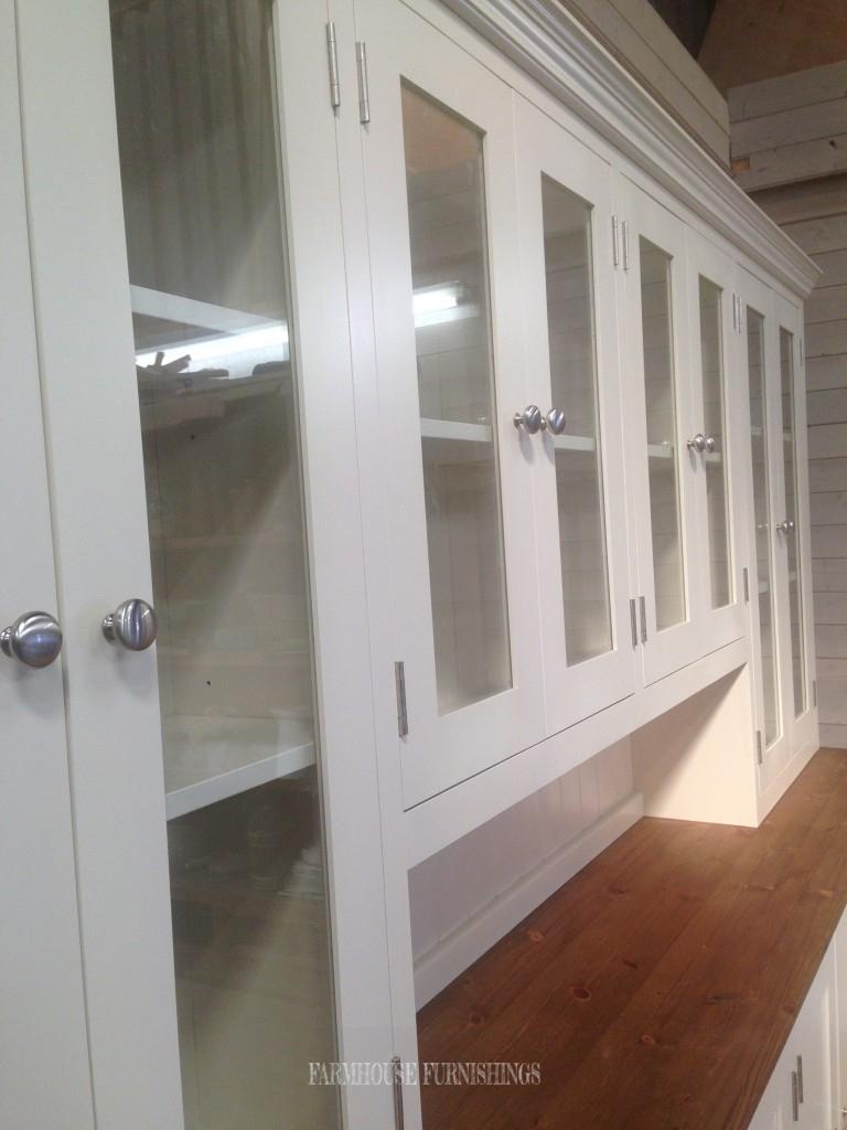 Huge 9ft Pine Kitchen Dresser For Sale Farmhouse Furnishings